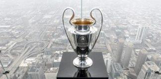 Trofi Liga Champions - Jadwal siaran langsung Liga Champions hanya empat pertandingan live di SCTV dari 16 laga.
