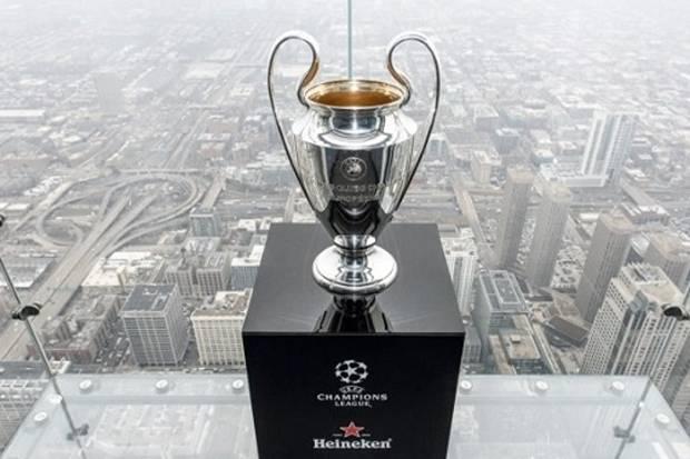 Trofi Liga Champions - Hasil leg pertama dan jadwal leg kedua babak 16 besar liga champions 2019-2020