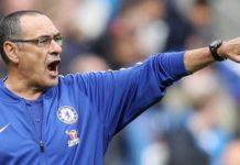Pelatih Chelsea, Maurizio Sarri
