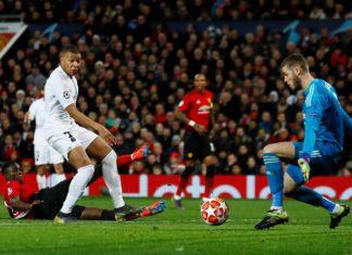 PSG kalahkan Manchester United dengan skor 2-0 di Old Trafford Stadium (13/2/2019) dini hari WIB (Getty Images)