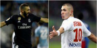 Bintang Real Madrid, Karim Benzema (Marca.com)