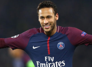 Bintang PSG, Neymar Jr (Skysports.com)