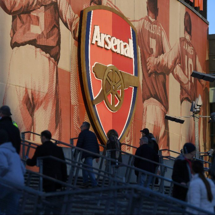 Emirates Stadium markas arsenal