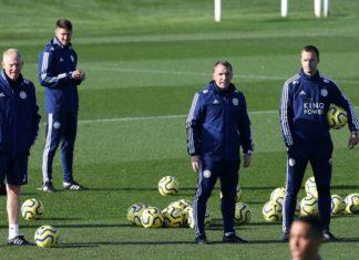 Pelatih Leicester City, Brendan Rodgers (LCFC)