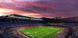 Laga El Clasico antara Barcelona vs Real Madrid akan berlangsung di Estadio Camp Nou, Kamis (19/12/2019) pukul 02.00 WIB (FCBarcelona)