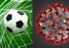 Virus corona ganggu jadwal sepakbola dan latihan