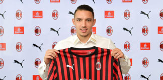 Gelandang AC Milan Ismael Bennacer diincar klub kaya eropa (Foto: www.acmilan.com)