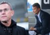AC Milan - Ralf Rangnick dan Paolo Maldini