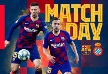jadwal liga spanyol: barcelona vs espanyol