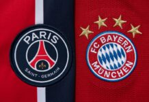 final liga champions PSG vs Bayern Munchen