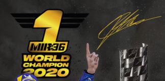 Joan Mir Juara Dunia MotoGP 2020