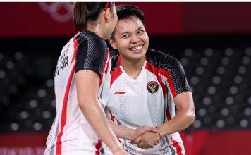 Olimpiade Tokyo 2020_Indonesia raih 5 medali